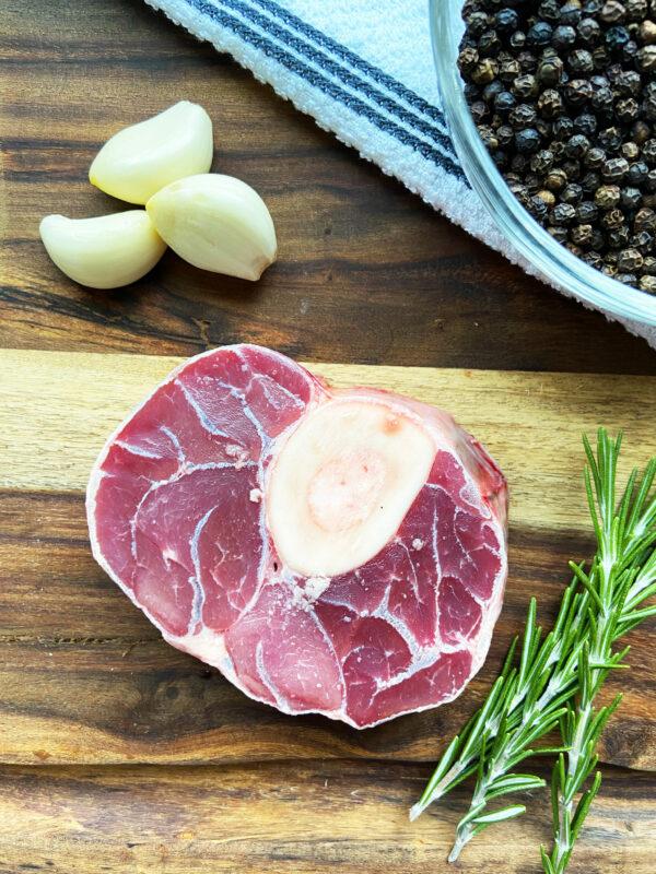 Veal Ossobucco