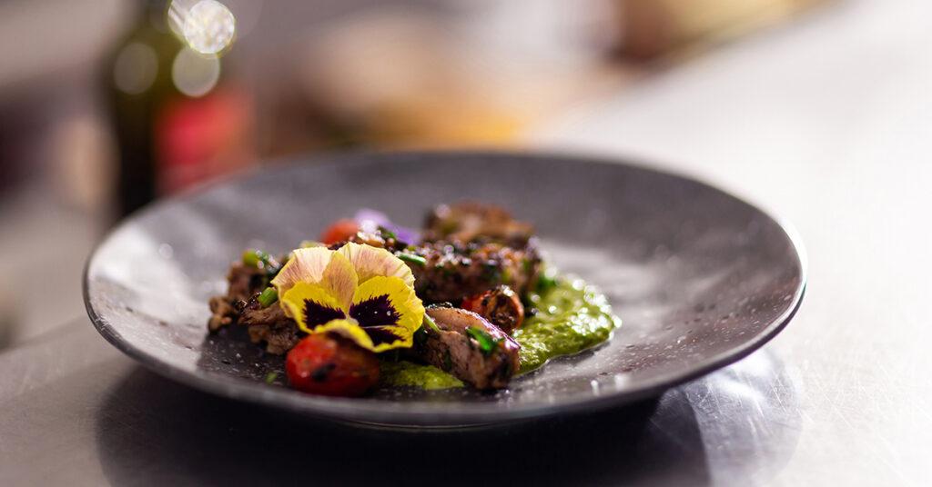Lamb Chops Chimichurri Sauce