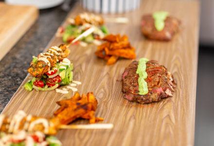 Cajun Chicken and Delicious Ribeye Steak Marinades